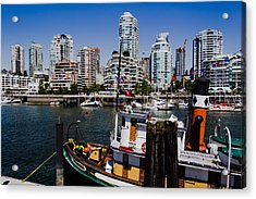Vancouver Views Acrylic Print