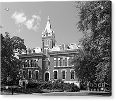 Vanderbilt University Benson Hall Acrylic Print by University Icons