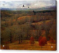 Vanderbilt View Acrylic Print