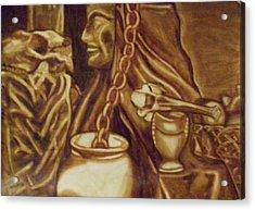 Vanita Acrylic Print