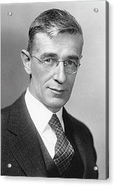 Vannevar Bush Acrylic Print