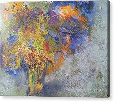 Vase Acrylic Print