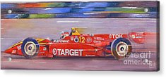 Vasser Acrylic Print by Robert Hooper