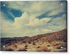 Vast Acrylic Print by Laurie Search