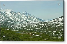 Acrylic Print featuring the photograph Vast by Nick  Boren