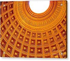 Vatican Mount Acrylic Print