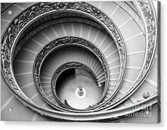 Vatican Spiral Acrylic Print