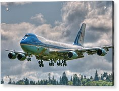 Vc25 - Air Force One  Acrylic Print