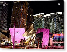 Acrylic Print featuring the photograph Vegas by Kevin Ashley