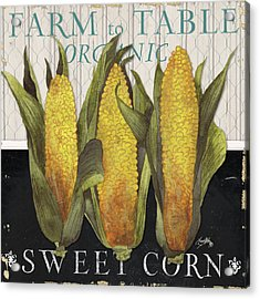 Vegetable Farm Fresh I Acrylic Print