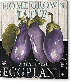 Vegetable Farm Fresh Iv Acrylic Print