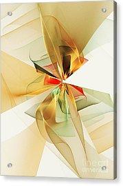 Veildance Series 1 Acrylic Print