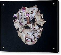 Velcro Bismol 1 Acrylic Print
