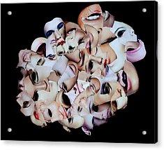 Velcro Bismol 2 Acrylic Print