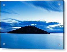 Veli Osir Island At Dawn Acrylic Print