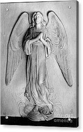 Venetian Angel Acrylic Print by Nicola Butt