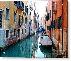 Venetian Calm Acrylic Print