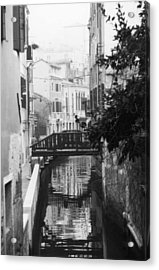 Venetian Reflections Acrylic Print by Dorothy Berry-Lound