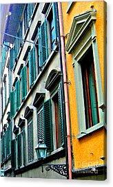 Venetian Shutters Acrylic Print