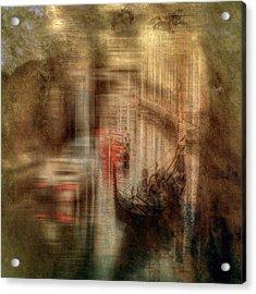 Venetian Symphony 2 Acrylic Print
