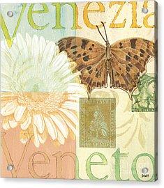 Venezia Acrylic Print by Debbie DeWitt