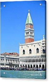 Venezia Acrylic Print by Sarah Christian