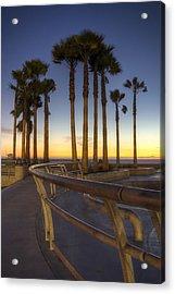 Venice Beach Acrylic Print