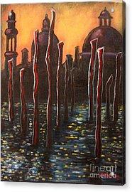Venice Impressions Acrylic Print