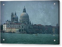 Acrylic Print featuring the photograph Venice Italy 1 by Brian Reaves