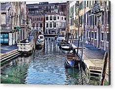 Venice Italy Iv Acrylic Print by Tom Prendergast