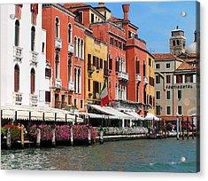 Venice  Acrylic Print by Oleg Zavarzin