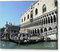 Venice Palazzo Ducale Acrylic Print
