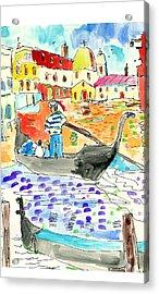 Venice Acrylic Print by Samuel Zylstra