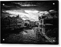 Venice Acrylic Print by Traven Milovich