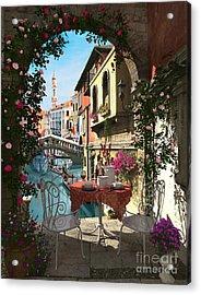 venice Vue Acrylic Print