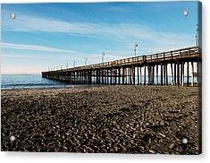 Ventura Beach Pier Acrylic Print