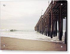 Ventura California Pier  Acrylic Print by Bree Madden