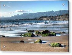Ventura Shoreline Acrylic Print