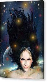 Venus Acrylic Print by Alessandro Della Pietra
