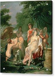 Venus At Her Toilet, 1760 Acrylic Print