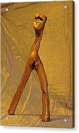 Venus Of Cyclops Acrylic Print by Viktor Savchenko