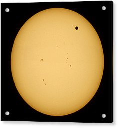 Acrylic Print featuring the photograph Venus Transit by Jason Politte