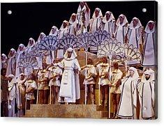 Verdi Aida Acrylic Print