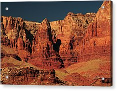 Vermilion Cliffs In The Morning, Lee's Acrylic Print