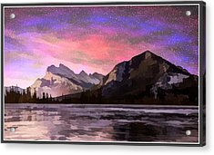 Vermilion Photo Art Acrylic Print