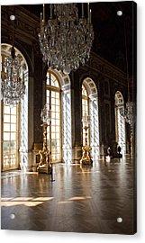 Versailles 2 Acrylic Print by Art Ferrier
