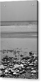 Vertical Beach I Acrylic Print