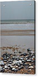 Vertical Beach II Acrylic Print