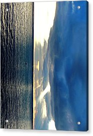 Vertical Wall 4 Acrylic Print