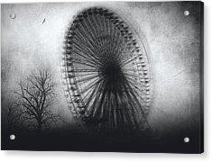 Vertigo Acrylic Print by Taylan Apukovska